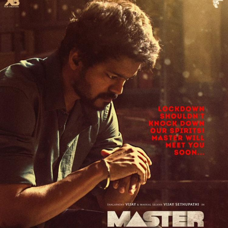 Master writer Rathna Kumar expresses disappointment over the delay in film's release; says survival first
