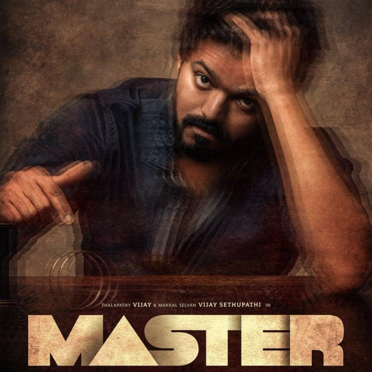 Master: Thalapathy Vijay's look from the Lokesh Kanagaraj film has Twitterati going gaga over it; Check it out