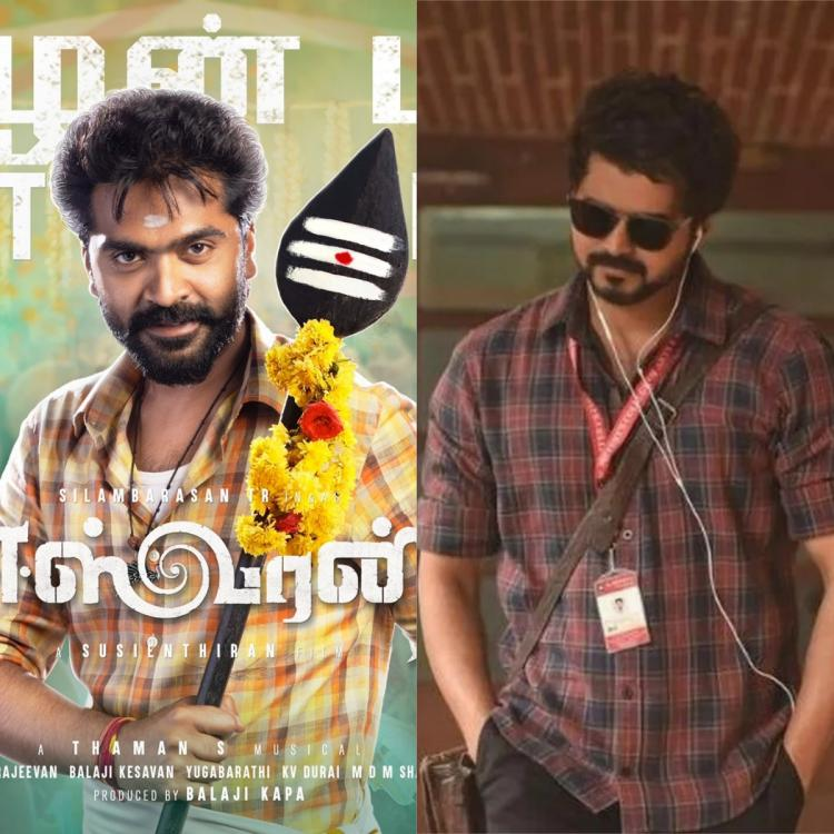 Thalapathy Vijay's Master Vs Silambarasan TR's Eeswaran: Which film are you looking ahead to watch on Pongal?