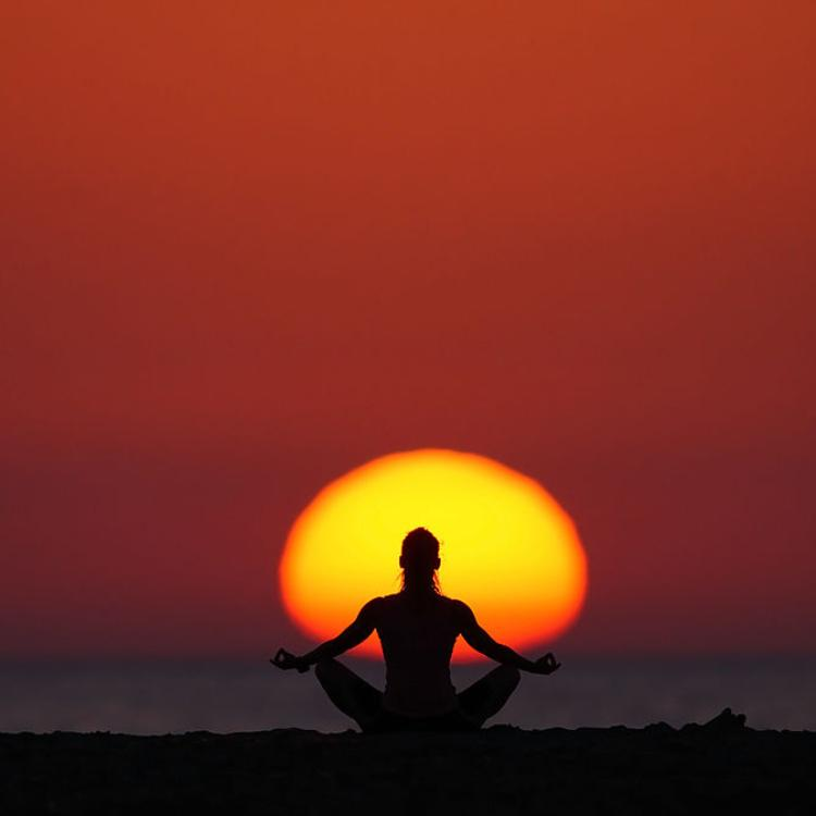 Meditation to reduce stress in covid 19