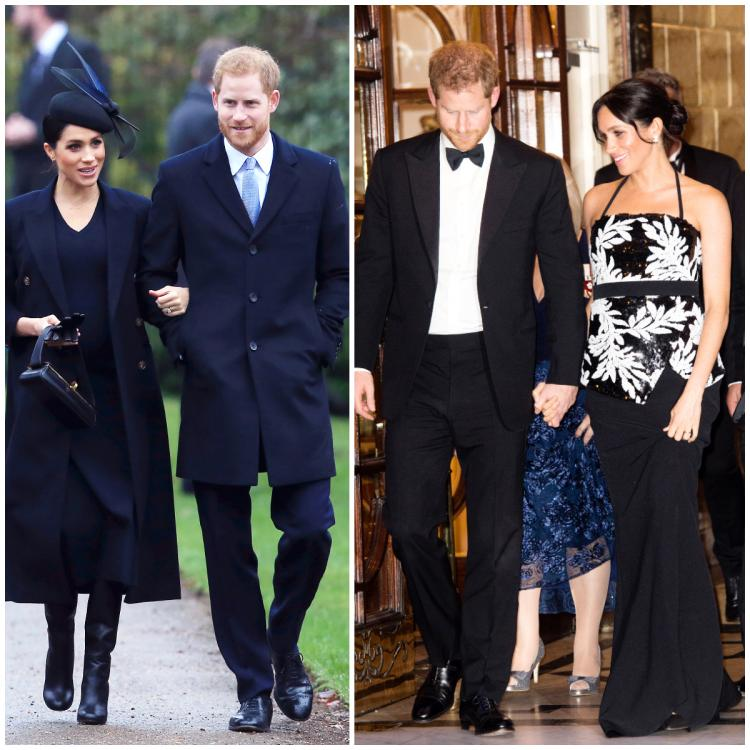Happy Anniversary Meghan Markle & Prince Harry: All the times the former royals gave couple goals by TWINNING