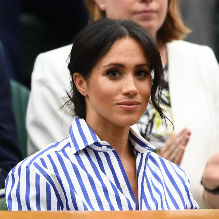 Meghan Markle CRIES during emotional goodbye to staff as she heads to Canada to reunite with son Archie