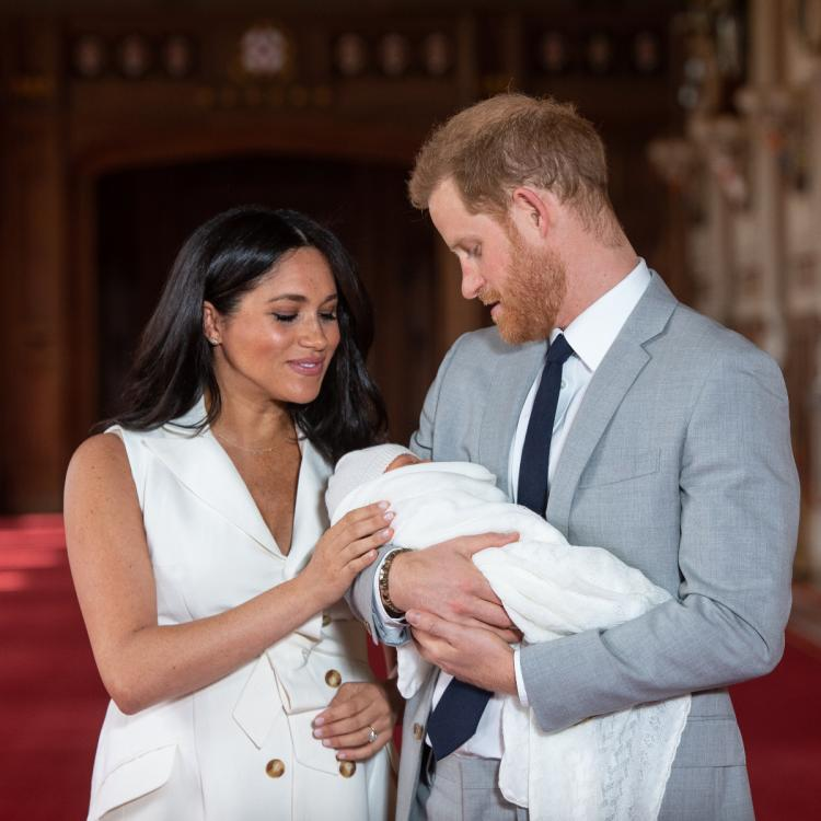 Meghan Markle, Prince Harry refuse to reveal the names of Archie's godparents for THIS reason?