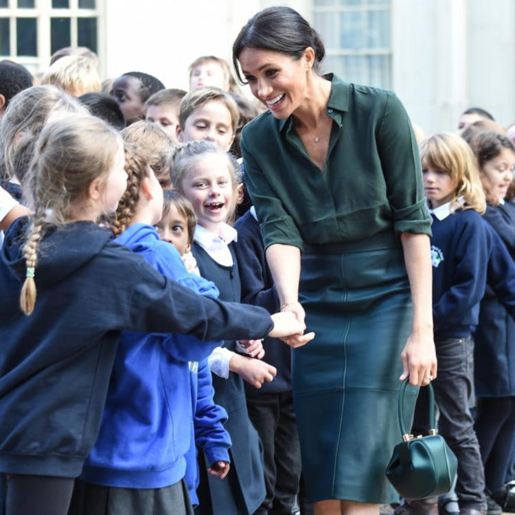 Meghan Markle donates 2,000 copies of her debut book The Bench to libraries, community centers across US