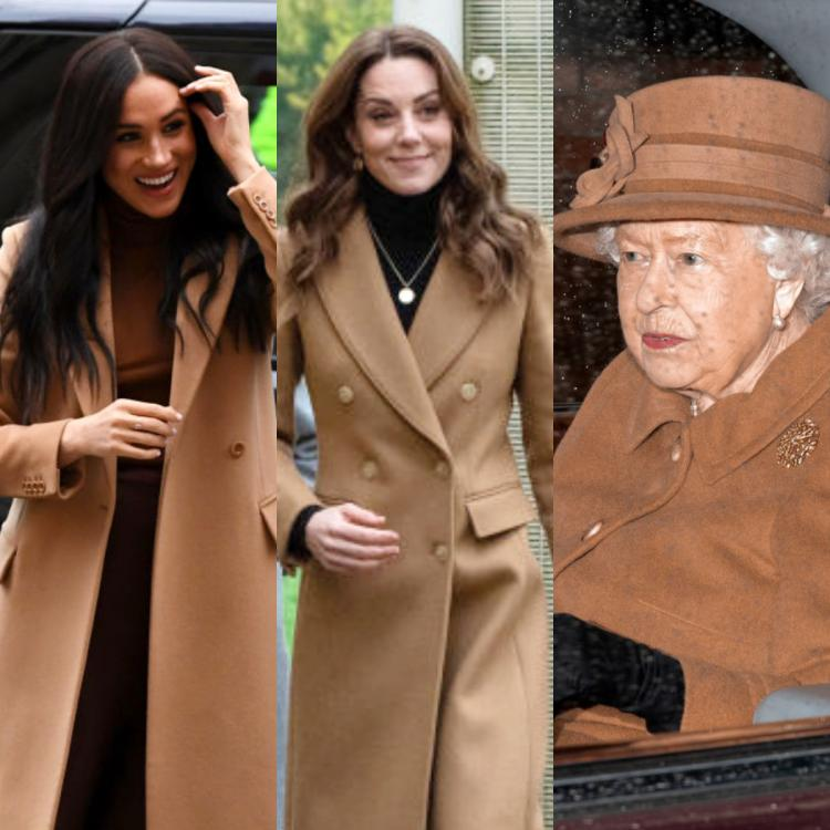 Meghan Markle, Kate Middleton to Queen Elizabeth: When Royal family conveyed a hidden message through fashion