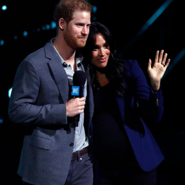 The White House praised Meghan Markle's courage for talking openly about her mental health struggles.