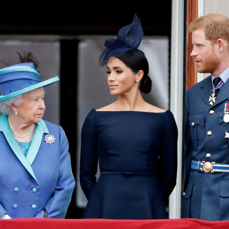 Meghan Markle & Prince Harry still sour over military titles being stripped