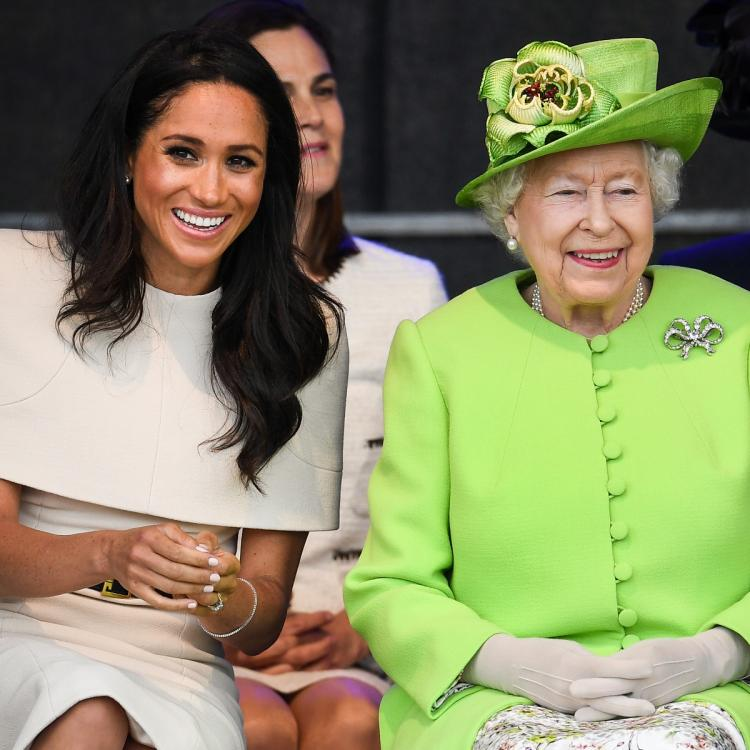 Meghan Markle also revealed that The Queen has always been wonderful to her.