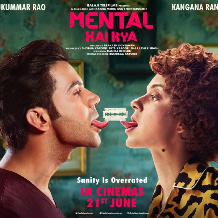 Kangana Ranaut's Mental Hai Kya trailer to be launched on THIS date