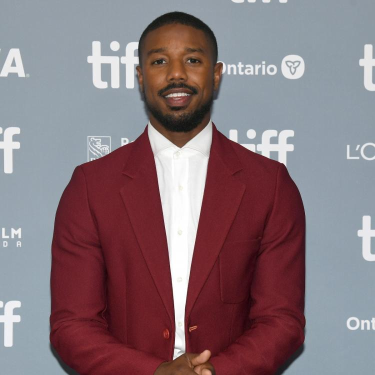 Michael B. Jordan and Lori Harvey enjoy date night with Without Remorse premiere at home