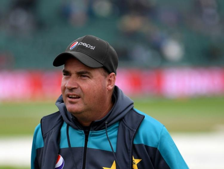 World Cup 2019: Pakistan coach Mickey Arthur says that he is disappointed that India didn't get up against Eng