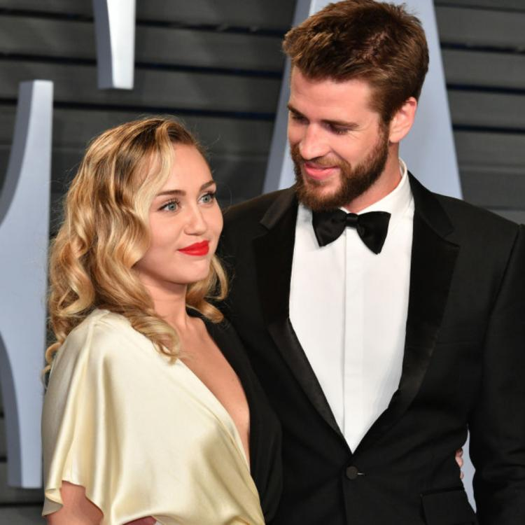 Miley Cyrus makes an intimate confession about her sex life with Liam Hemsworth written all over it