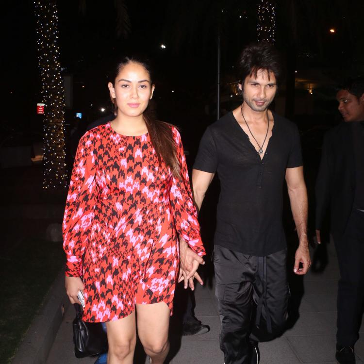 Mira Rajput pens a sweet note for Shahid Kapoor as she ditches Karwa Chauth: I love you but I love food too