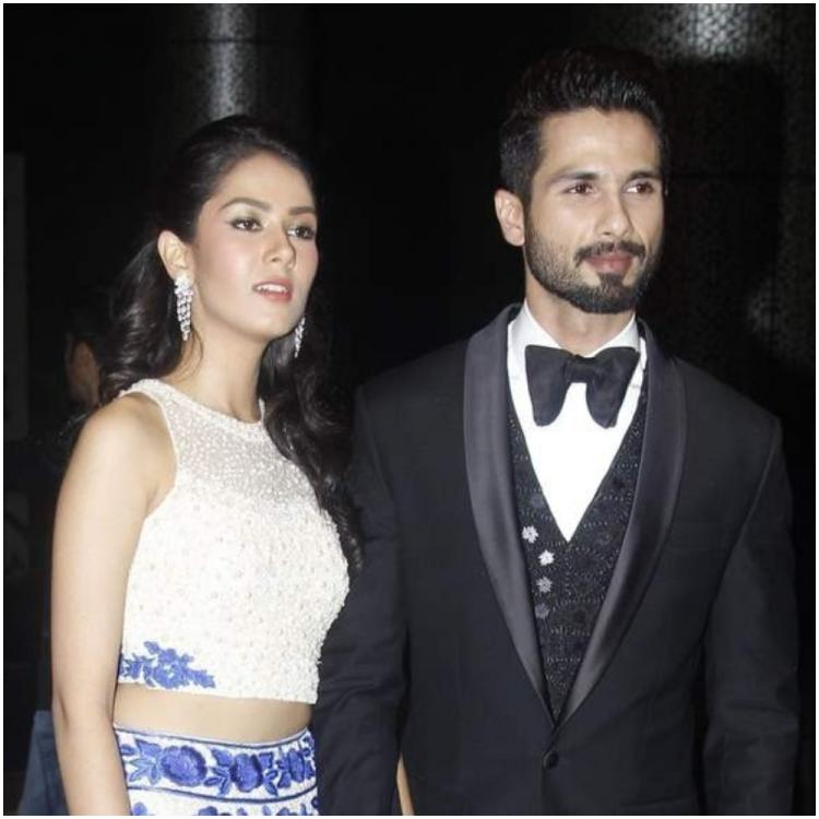 Mira Kapoor's major throwback photo with Shahid Kapoor from their reception will brighten up your day