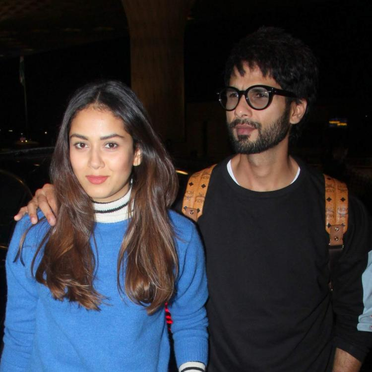 Mira Rajput hilariously mocks Shahid Kapoor for being untidy and asks fans 'Are all men like this?'