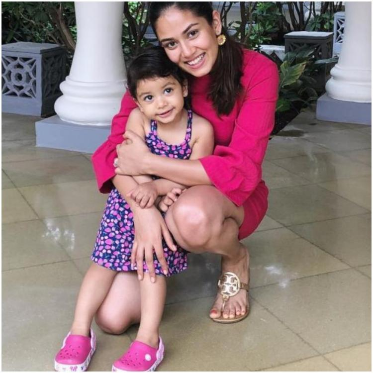 Mira Rajput is a doting mom to kids Misha, Zain and THESE photos prove her unconditional love for them