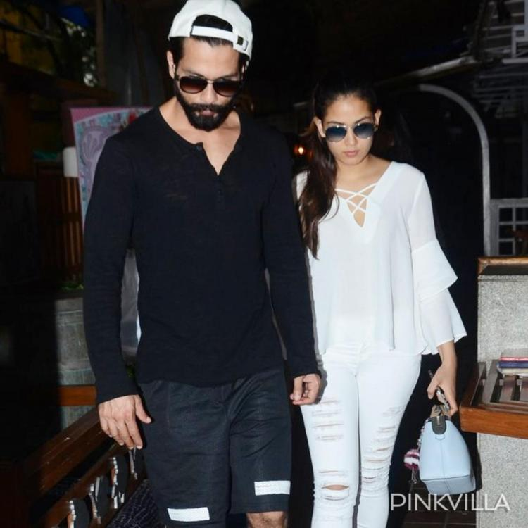 Mira Rajput OPENS UP on Shahid Kapoor cooking, playing football with kids, why her household isn't film family