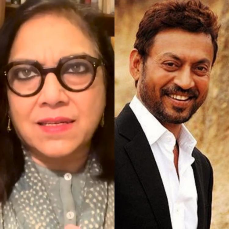I For India Concert: Mira Nair remembers Irrfan Khan; Says 'He has left behind extraordinary legacy of work'