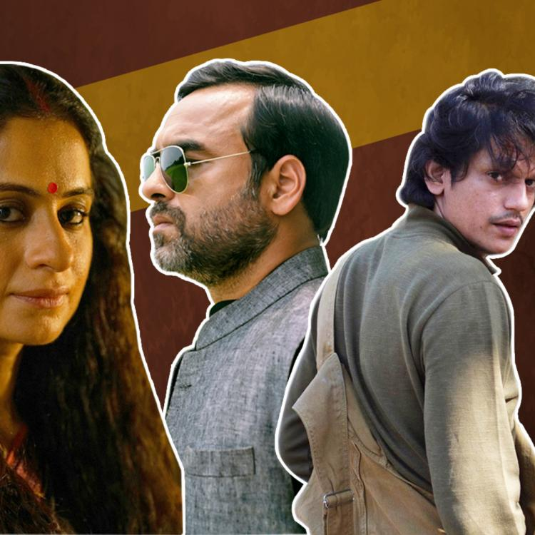 Check out Pinkvilla's interview with Mirzapur 2 stars Pankaj Tripathi, Rasika Dugal and Vijay Varma