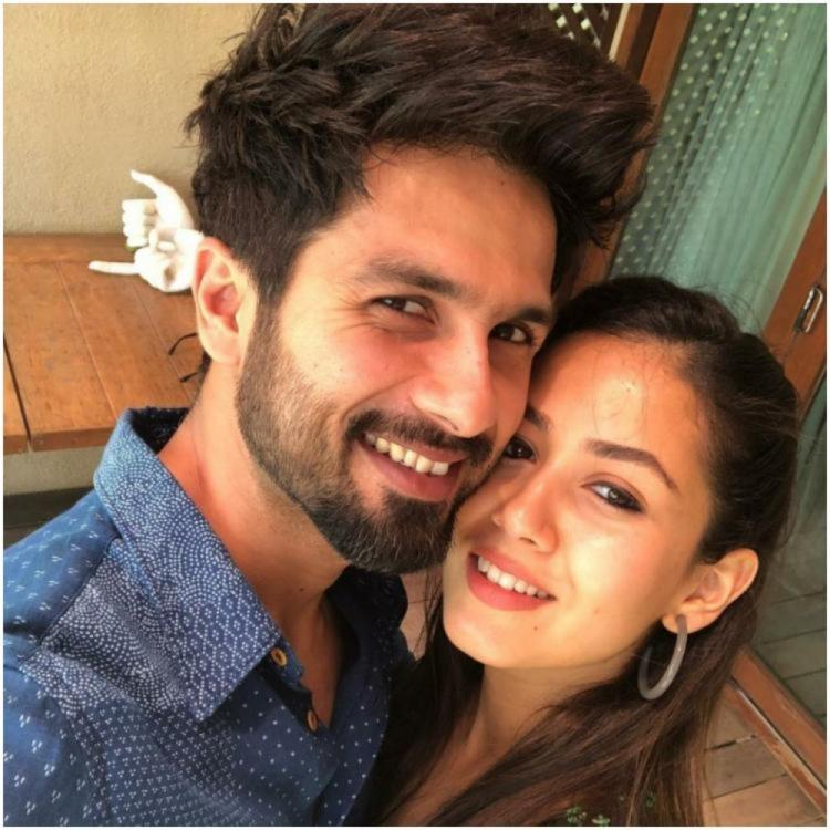 Mira Rajput is mighty impressed with hubby Shahid Kapoor's 'hat hair' & we couldn't agree more; Check it out