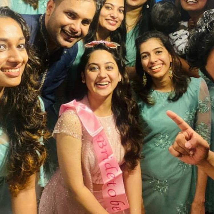 Miya George's Bridal Shower: Actress gets a special surprise from her friends ahead of her wedding with Ashwin