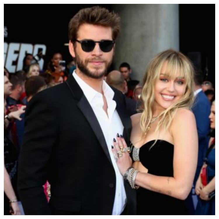 Miley Cyrus and Liam Hemsworth were seen having a public spat; Details inside