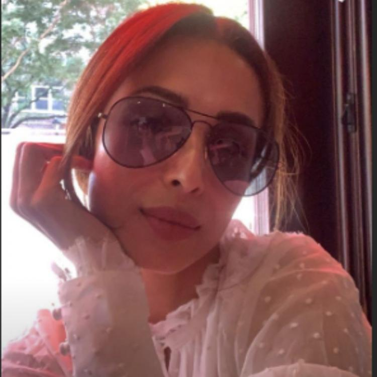 Malaika Arora enjoys a solo lunch outing in New York; View PIC