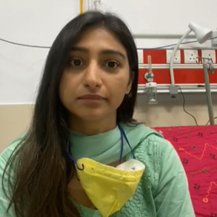 Mohena Kumari Singh gets emotional after being COVID 19 positive; Says 'It affects you mentally'