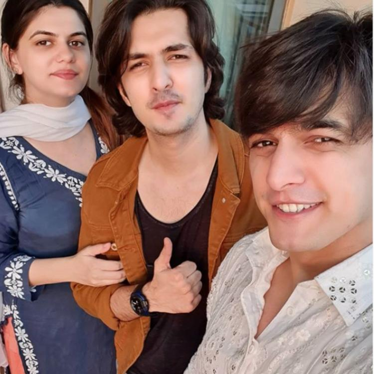 Mohsin Khan is all set to become a 'mama' soon