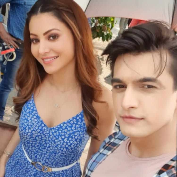 Mohsin Khan REVEALS name and release date of his song with Urvashi Rautela