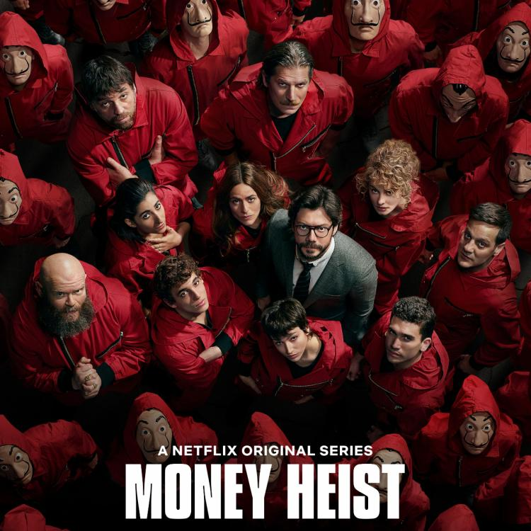 Money Heist co director talks about wrapping up final season