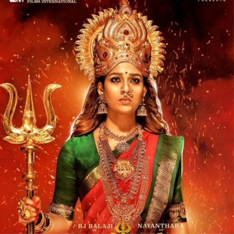 Nayanthara starrer Mookuthi Amman: There will be serval cameos by popular actors, says RJ Balaji