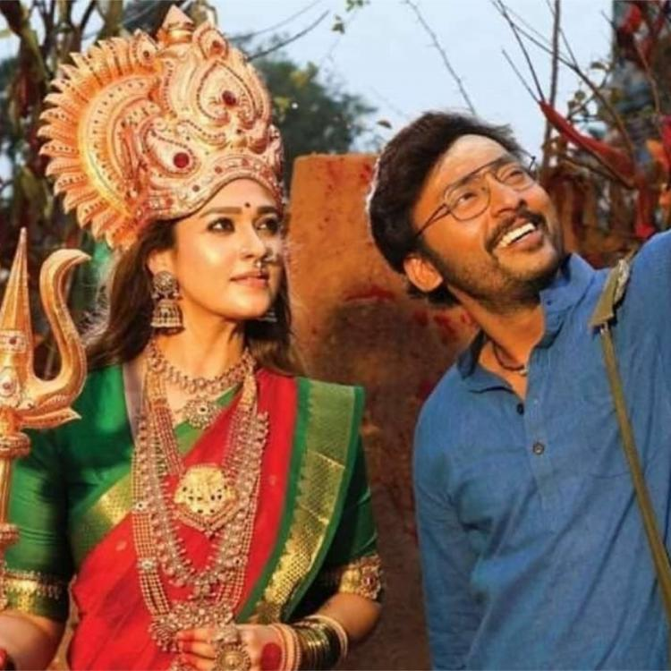 Nayanthara's Mookuthi Amman: RJ Balaji CONFIRMS that he has plans for sequel