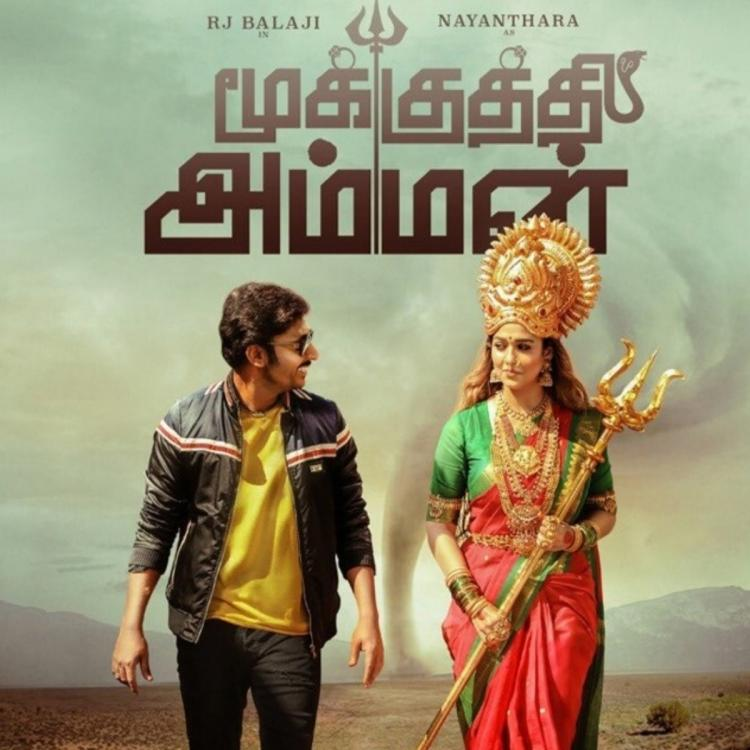 Nayanthara's Mookuthi Amman: Makers come up with an IMPORTANT official update; Read on