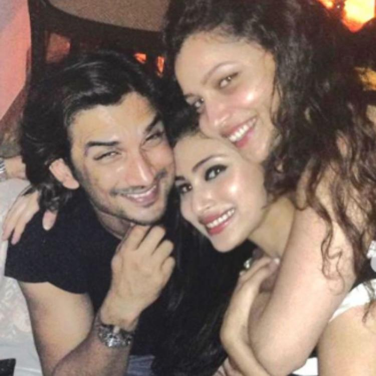 Mouni Roy recalls her fond memories with Sushant Singh Rajput as she shares a few throwback pictures