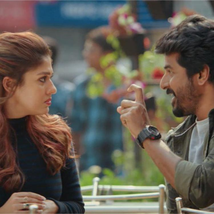 Mr Local Review: Sivakarthikeyan and Nayanthara starrer opens to a positive response