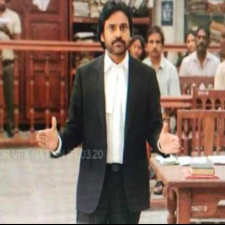 Vakeel Saab: A still from the Pawan Kalyan starrer gets leaked on social media & fans are going gaga over it
