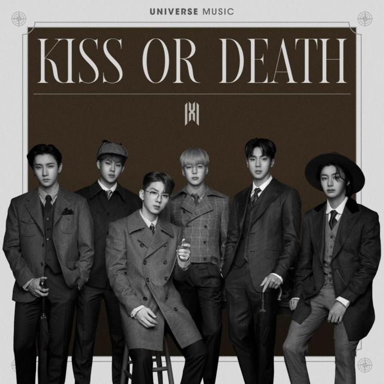 MONSTA X to release special single 'KISS OR DEATH' with Universe Music |  PINKVILLA