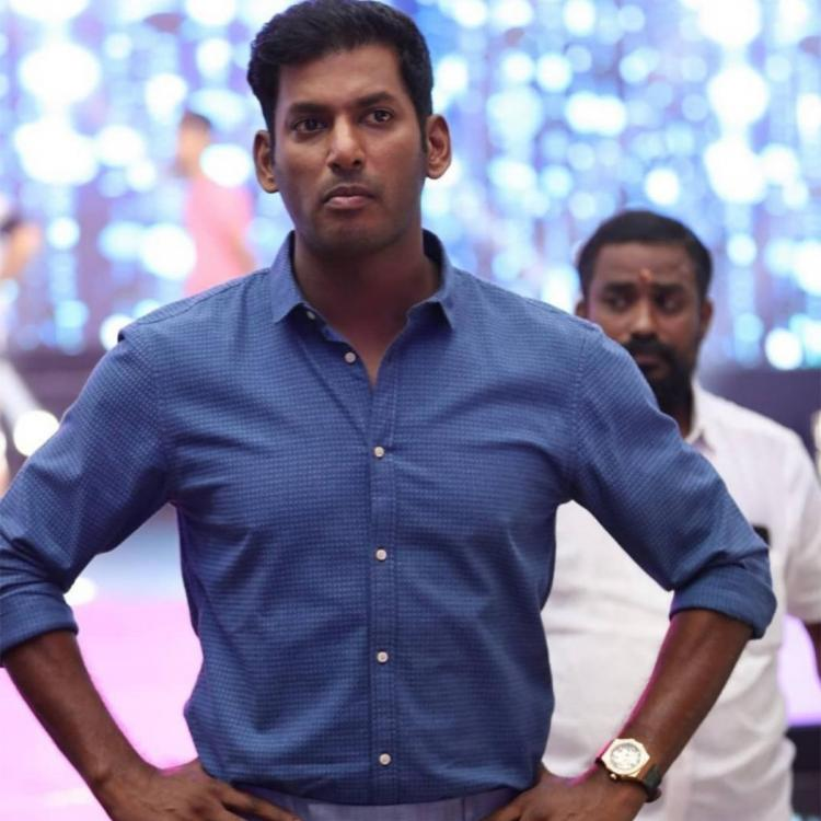 Mysskin says Vishal is like his younger brother; Says he misses the little  fights that they have in his office | PINKVILLA