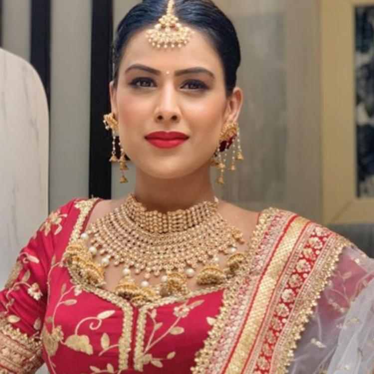 Naagin 4: Nia Sharma CONFIRMS new episodes to air from July 18; Shares BTS photos sporting a beautiful lehenga