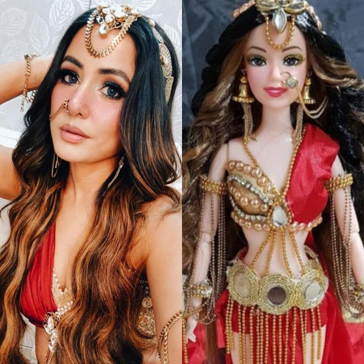 Naagin 5: Hina Khan's Adi Naagin look inspired doll hits the market and it will leave you awestruck; See Pic