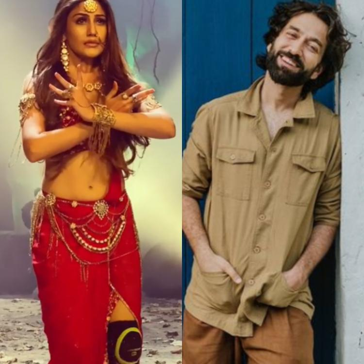 Nakuul Mehta is wowed by Surbhi Chandna's tandav in Naagin 5