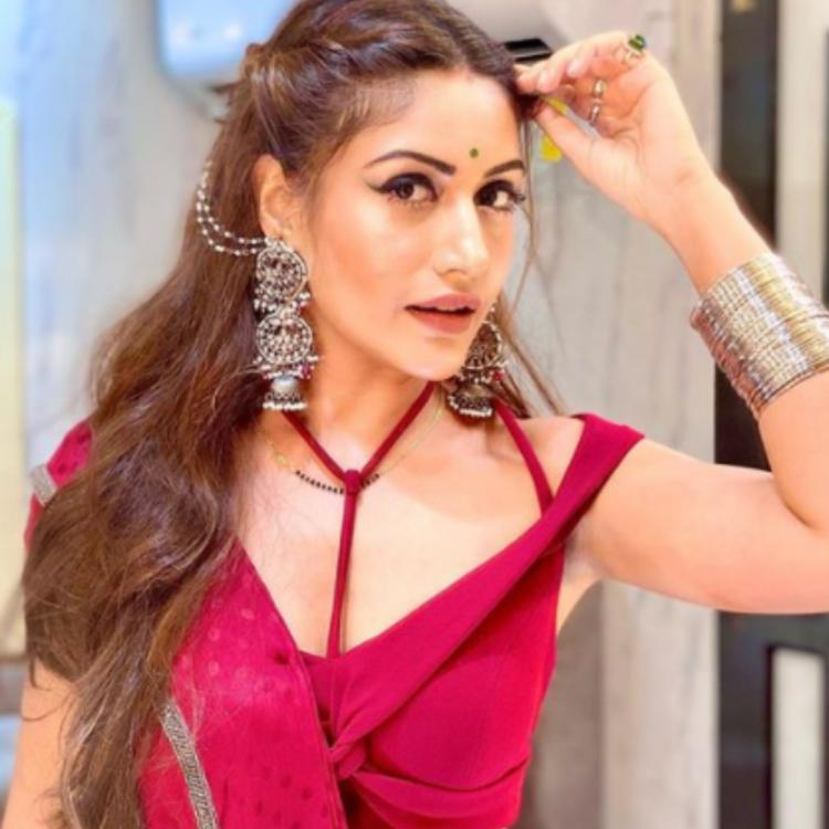 Surbhi Chadna's red hot look in Naagin 5