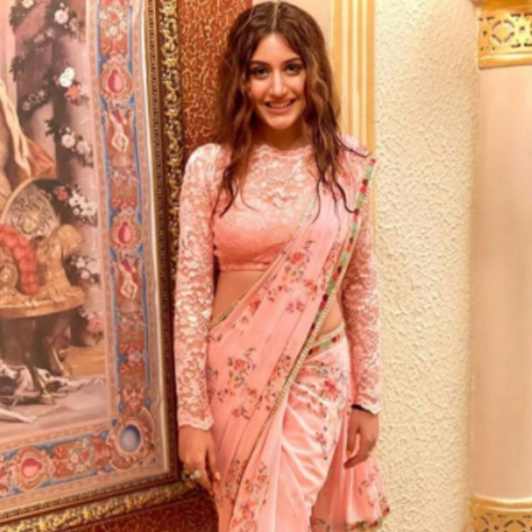 Surbhi Chandna currently plays the female lead in Naagin 5