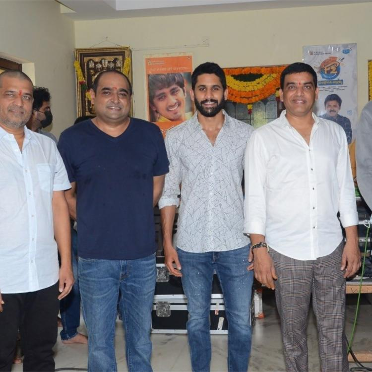 Naga Chaitanya's upcoming film Thank You launched with an official pooja; See PHOTOS