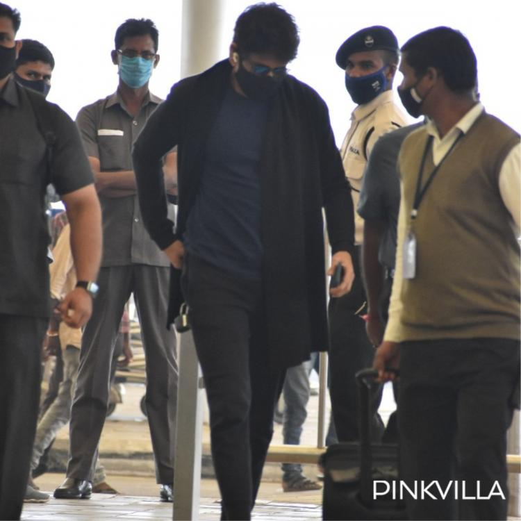 Nagarjuna Akkineni looks uber cool and dapper as he pairs casuals with a cardigan sweater; See photos