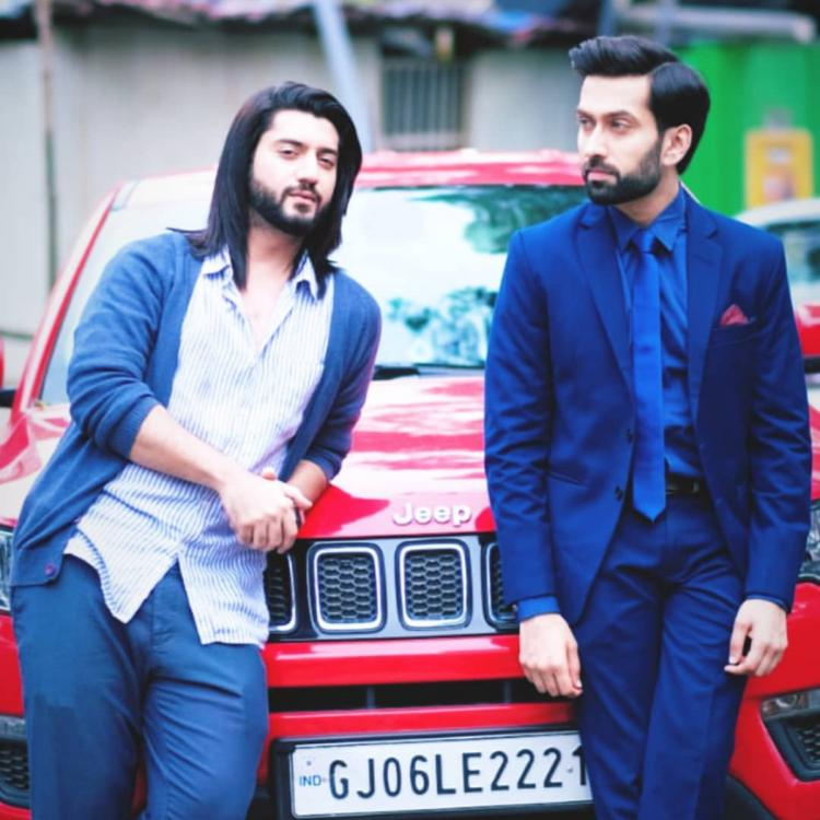 Nakuul Mehta's goofy birthday wish for Ishqbaaaz co star Kunal Jaisingh is all about their brotherly love
