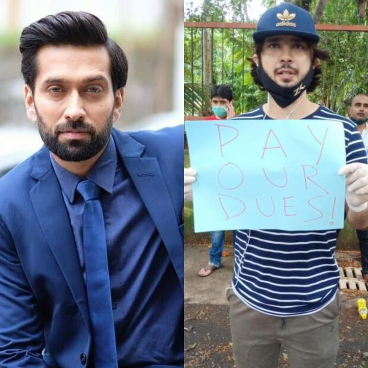Nakuul Mehta pens hard hitting note to support Hamari Bahu Silk cast & crew over unpaid dues: This is NOT done