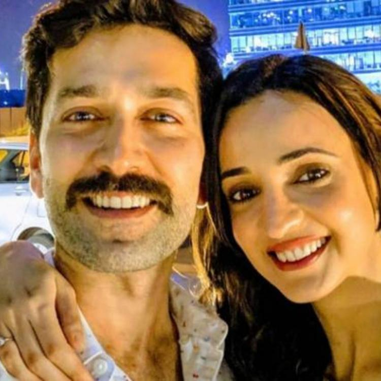 Nakuul Mehta pens sweet birthday note for best friend Sanaya Irani