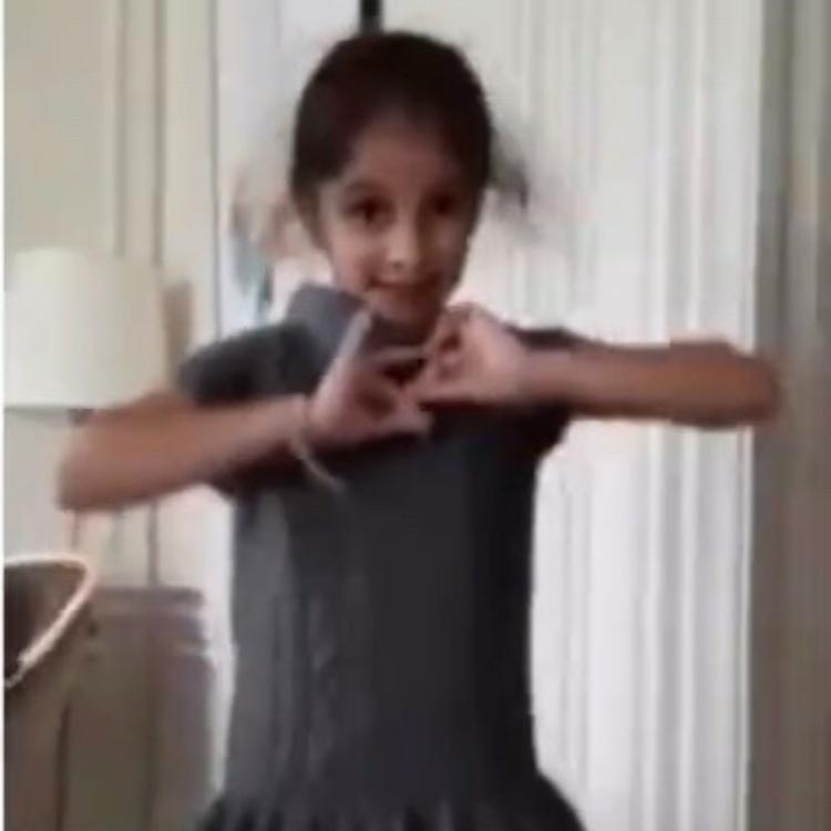 Namrata Shirodkar shares a fun video of Sitara doing her dance practice while on a vacation in Paris; WATCH